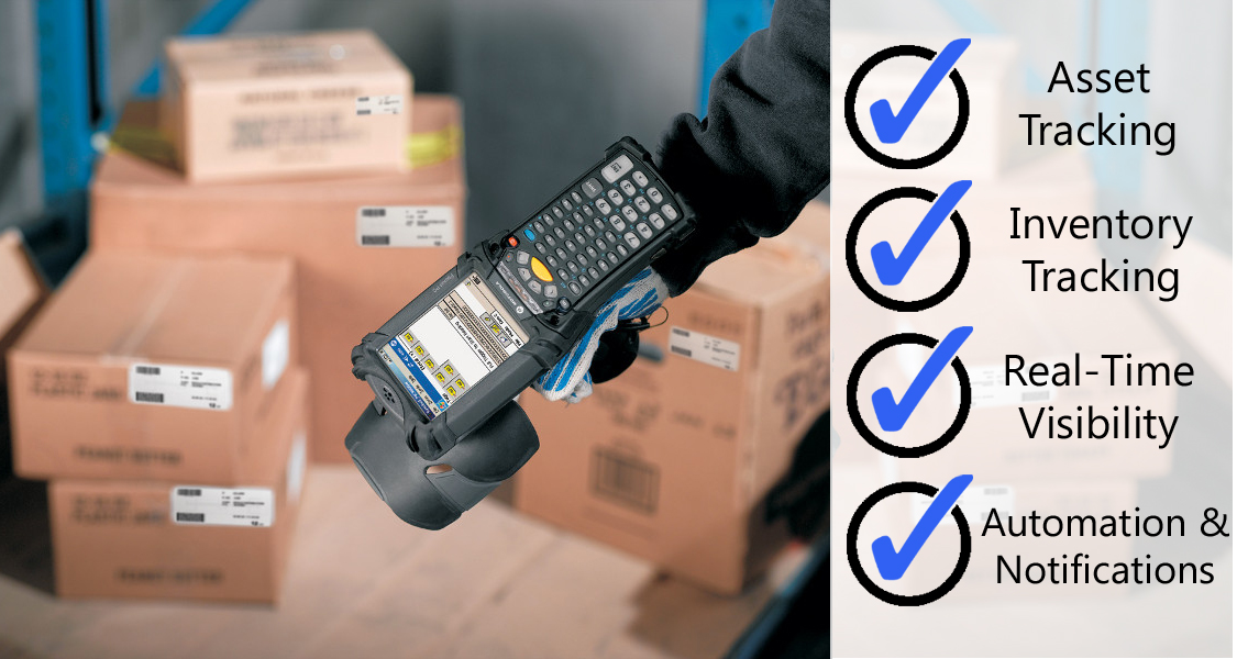 RFID Software for all size businesses - AB&R® (American