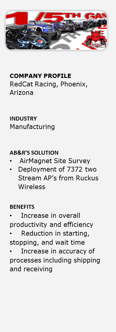 High Performance Wi-Fi for business - AB&R (American Barcode and RFID)