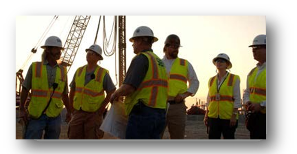 Employee Traceability: Construction site workers