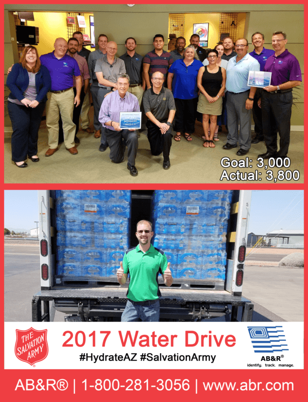 2017 Water Drive