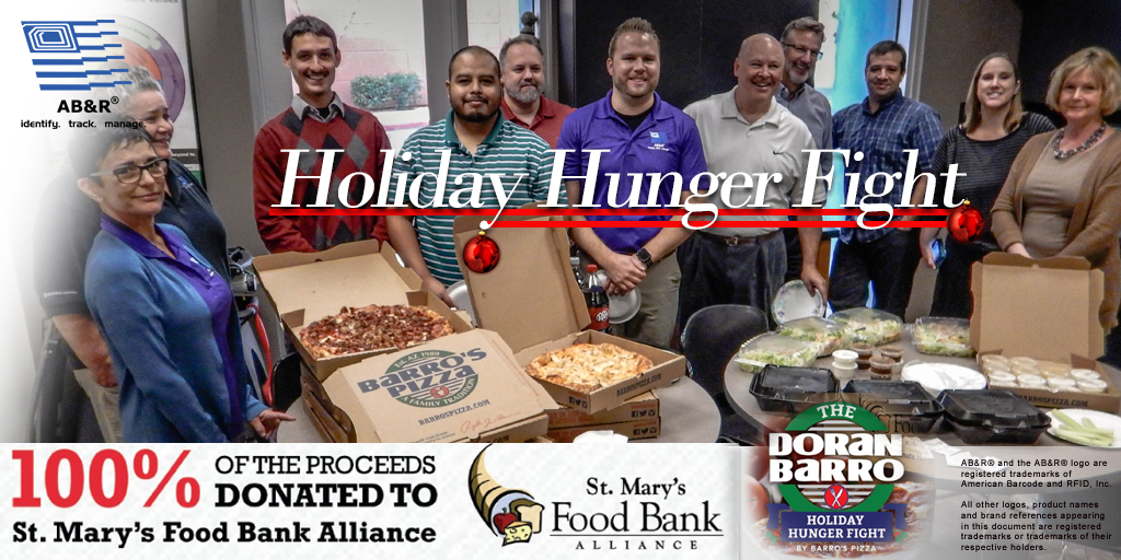 Barros Holiday Hunger Fight