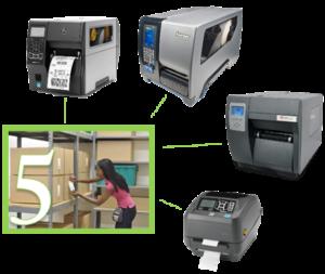 IoT printers