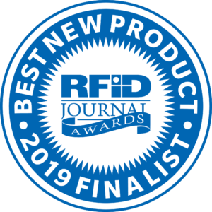 Best New Product_RFID Journal Live! 2019