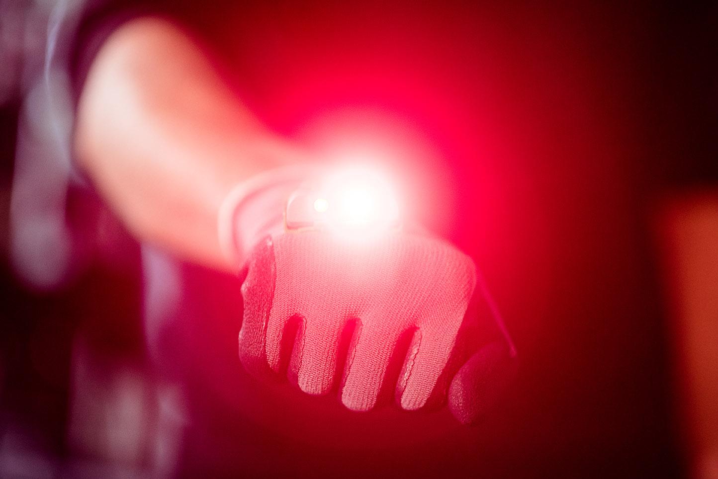 Glove Scanner