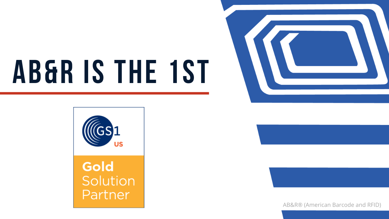 first gold solution partner gs1 us