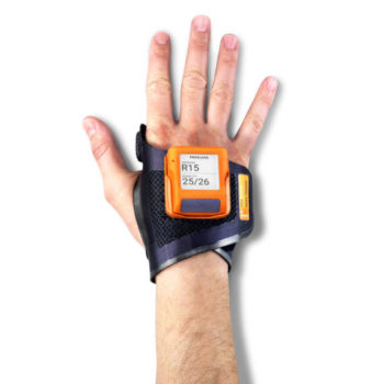 MARK display wearable scanner