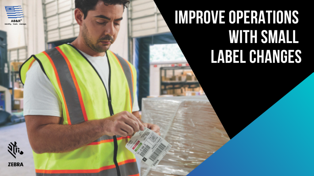 Improve operations with small label changes