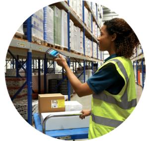 Warehouse Maturity with RFID