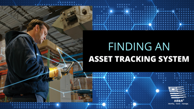 Asset tracking system
