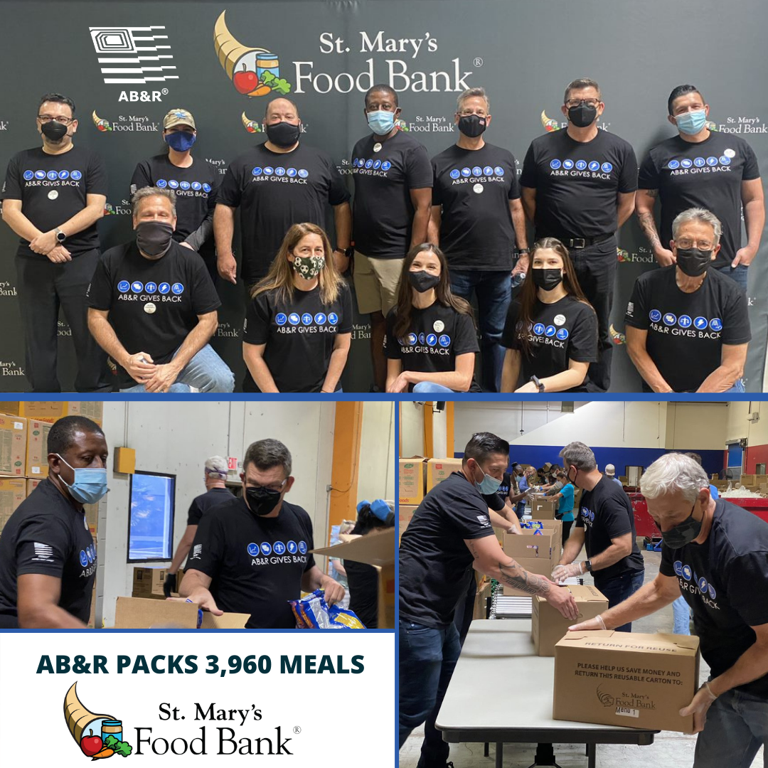 ABR Gives Back at St. Mary's