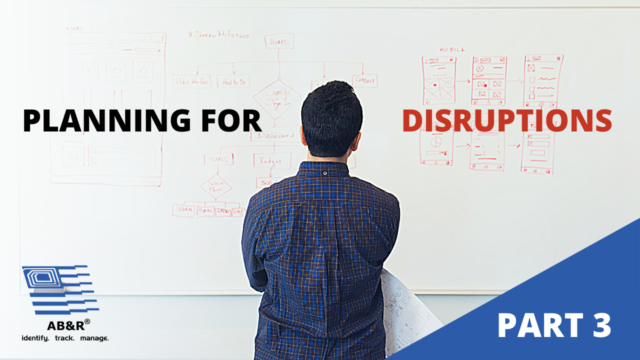 Planning For Disruptions