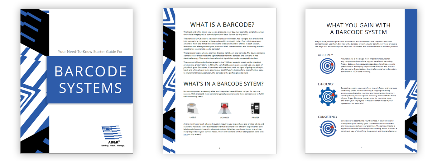 barcode guide